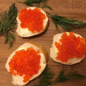 coho premium caviar