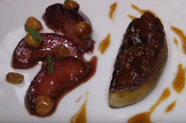 Four Amazing Recipes of Fresh Foie Gras Dishes