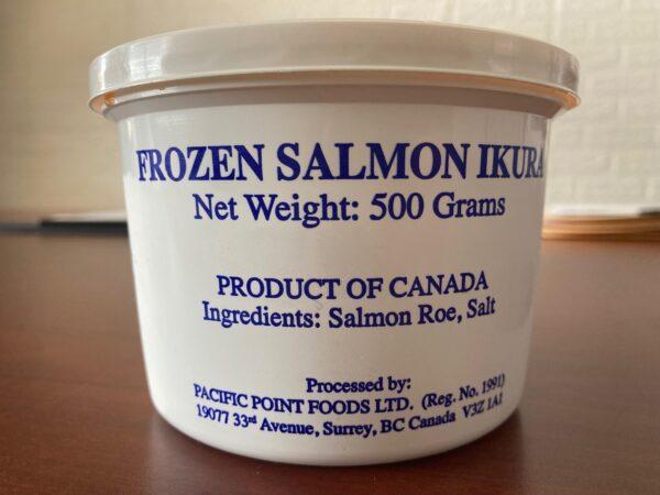 king salmon caviar