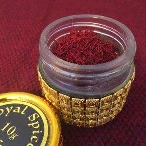 Organic Iranian Saffron