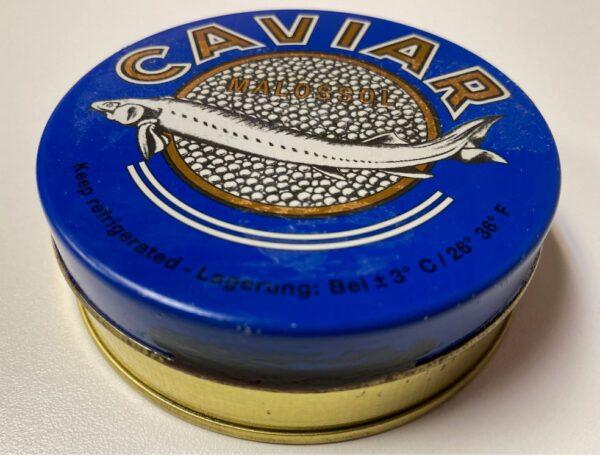 black caviar premium